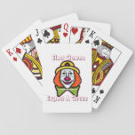 Elect Clowns - Poker Cards