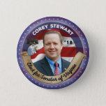 Elect Corey Stewart for Senator of Virginia Button