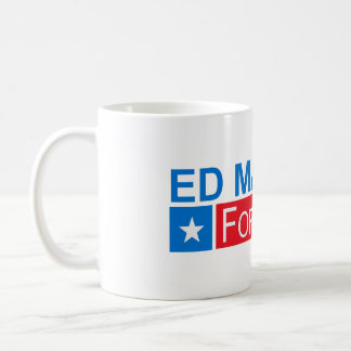 Elect Ed Markey Mugs