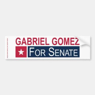 Elect Gabriel Gomez Bumper Sticker