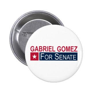 Elect Gabriel Gomez Button