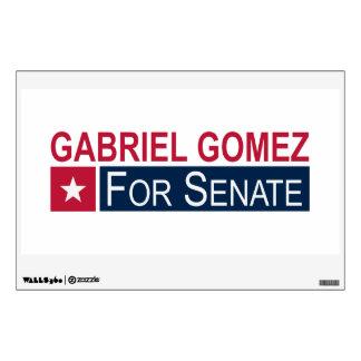 Elect Gabriel Gomez Wall Decal