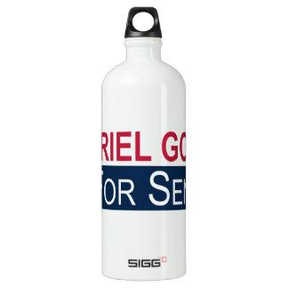 Elect Gabriel Gomez Water Bottle