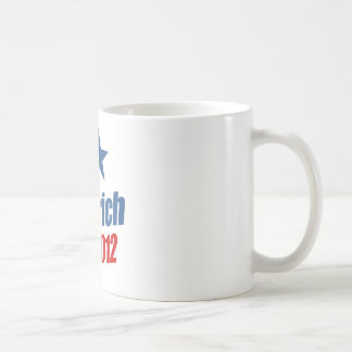 Elect Gingrich 2012 Mugs