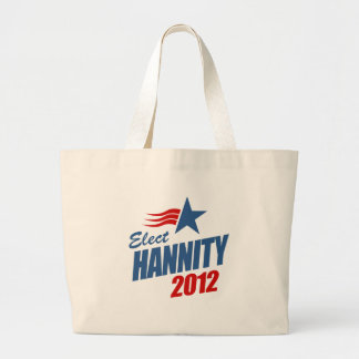 Elect Hannity Canvas Bag
