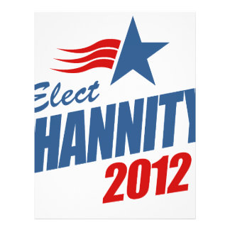 Elect Hannity Flyer