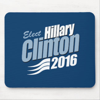 ELECT HILLARY CLINTON 2016 MOUSE PAD