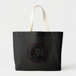 Elect Hillary Clinton Jumbo Tote Bag