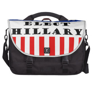 Elect Hillary Clinton Laptop Bags