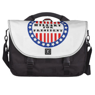 Elect Hillary Clinton Commuter Bags