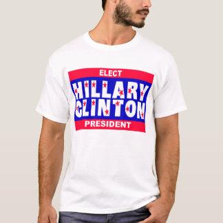 Elect Hillary Clinton President T-Shirt