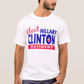 Elect Hillary Clinton T-Shirt