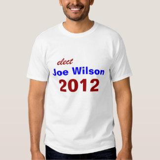 Elect Joe Wilson 2012 T Shirt