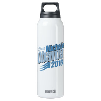 ELECT MICHELLE OBAMA.png 16 Oz Insulated SIGG Thermos Water Bottle