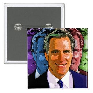 Elect Mitt Romney For President Button