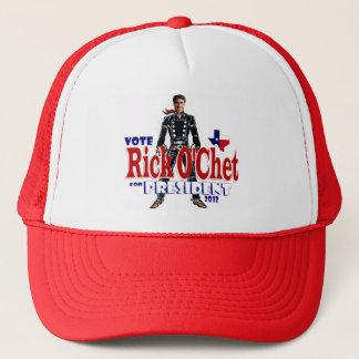 Elect (Rick O'Chet) Perry President Trucker Hat