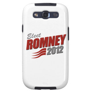 Elect ROMNEY Samsung Galaxy S3 Cover