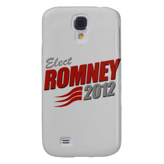 Elect ROMNEY Samsung Galaxy S4 Cases