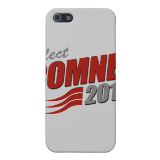 Elect ROMNEY iPhone 5 Cover