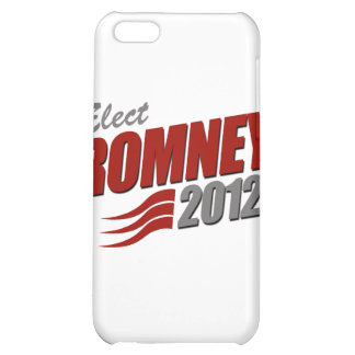 Elect ROMNEY iPhone 5C Cover