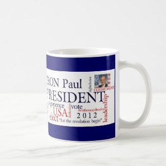 Elect Ron Paul 2012 Coffee Mug