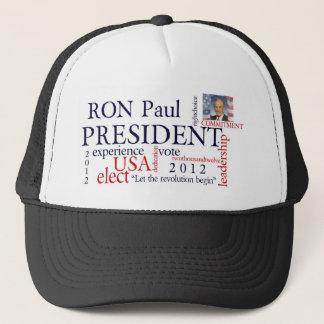 Elect Ron Paul 2012 Trucker Hat