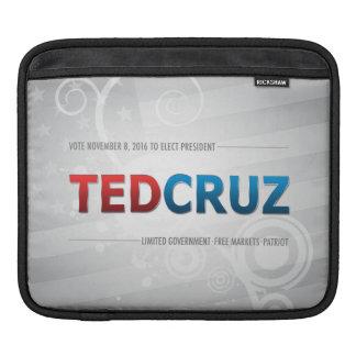 Elect Ted Cruz 2016 iPad Sleeve
