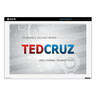 Elect Ted Cruz 2016 Decals For Laptops
