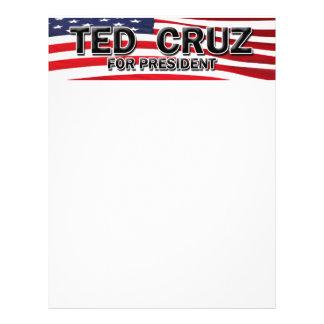 "Elect Ted Cruz 8.5"" X 11"" Flyer"