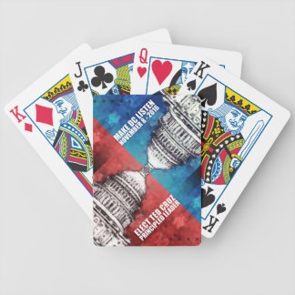 Elect Ted Cruz Bicycle Playing Cards
