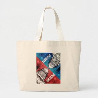 Elect Ted Cruz Large Tote Bag