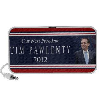 Elect Tim Pawlenty Doodle Speaker