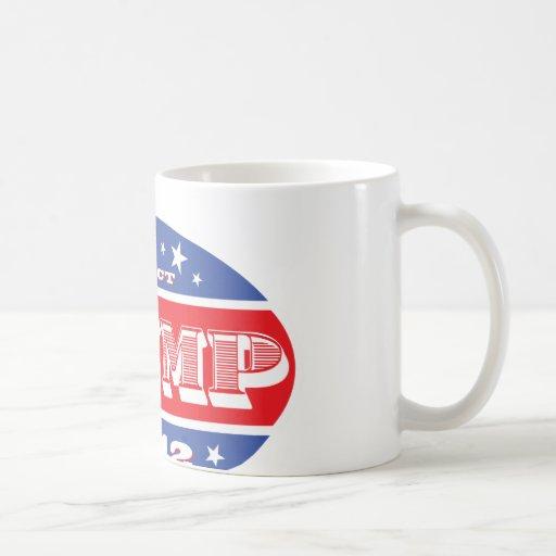 Elect Trump For President 2012 Classic White Coffee Mug