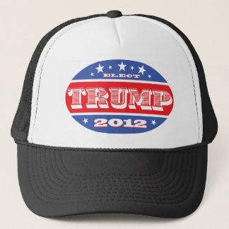 Elect Trump For President 2012 Trucker Hat