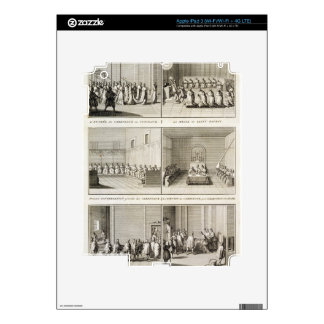 Electing the Pope, from the 'Encyclopedia' by Deni Decals For iPad 3