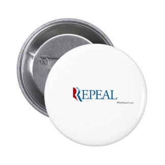 """Election 2012 """"Repeal"""" Gear Button"""