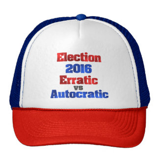 Election 2016 trucker hat