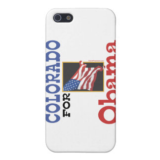 Election Colorado for Obama iPhone SE/5/5s Cover
