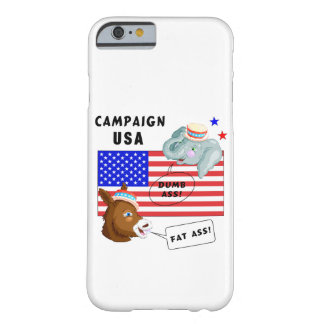 Election Day Campaign USA Barely There iPhone 6 Case