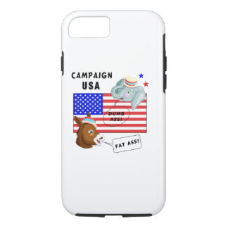 Election Day Campaign USA iPhone 8/7 Case