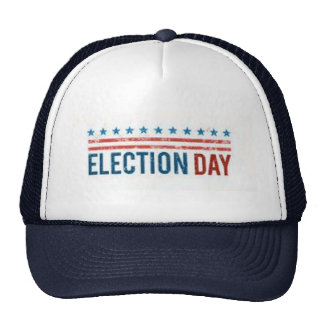 Election Day Trucker Hat
