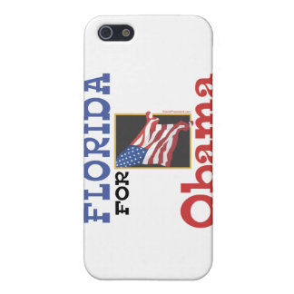 Election Florida for Obama Cover For iPhone SE/5/5s