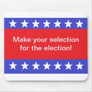 """""""Election"""" Mousepad"""