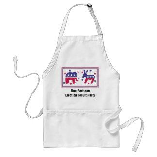 Election Party Adult Apron
