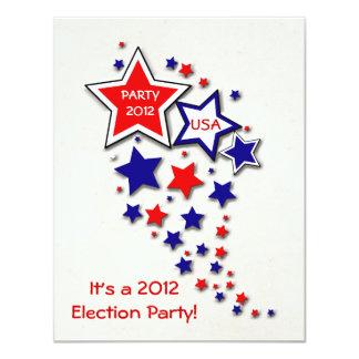 Election Party Invitation