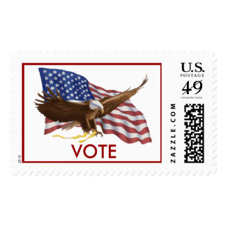 Election Postage Stamp