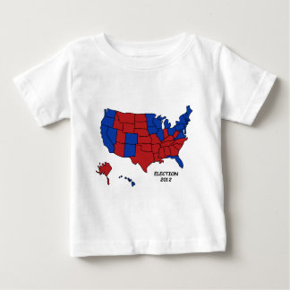 Election Results 2012 T-shirt
