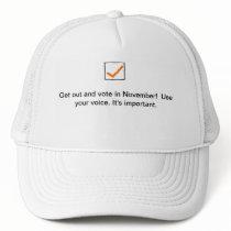 Election Season Trucker Hat
