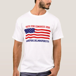 Elections 2010 T-Shirt