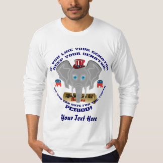 Elections 2015-2016 Design fits ALL apparel T-shirt